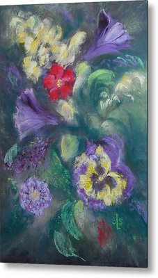 Dance Of The Flowers Metal Print
