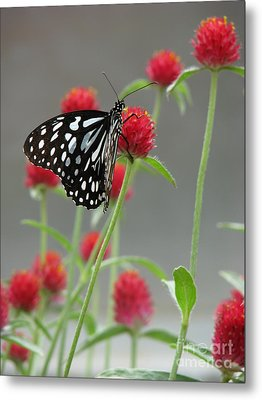 Dance Partners Metal Print