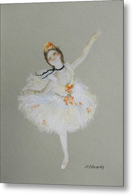 Dancer Metal Print by Marna Edwards Flavell