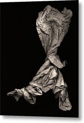 Dancer Two Metal Print