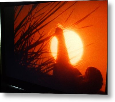 dancers of the Dawn Metal Print by Michel Croteau