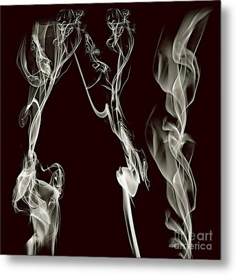 Dancing Apparitions Metal Print by Clayton Bruster