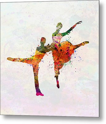 Dancing Queen Metal Print by Mark Ashkenazi