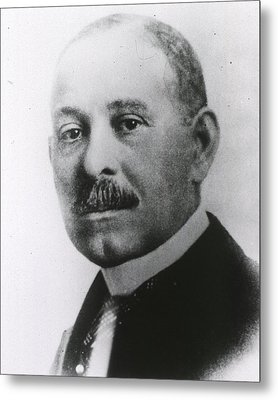 Daniel H. Williams 1856-1931 Metal Print by Everett