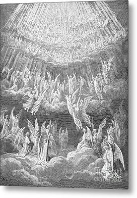 Dante: Paradise Metal Print by Granger