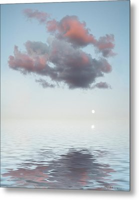 Dark Cloud Metal Print by Jerry McElroy