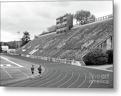 Dartmouth College Memorial Field Metal Print by University Icons