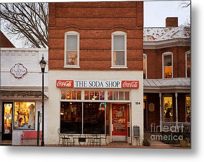 Davidson North Carolina Metal Print