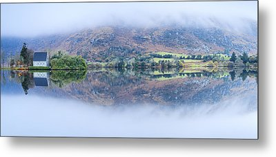 Dawn At Gougane Barra Metal Print