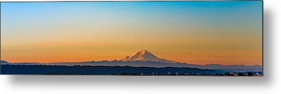 Dawn Breaks Metal Print