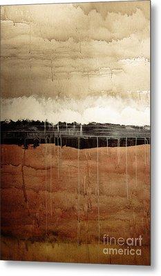 Dawn Metal Print by Brian Drake - Printscapes