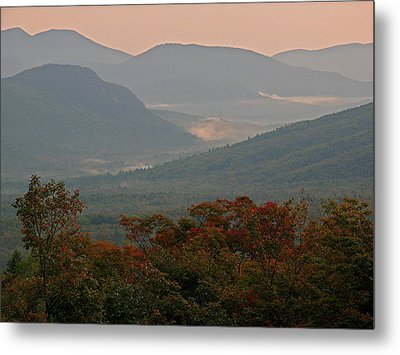 Dawn In The White Mountains Metal Print by Juergen Roth
