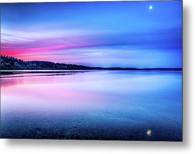 Dawn On Bainbridge Island Metal Print by Spencer McDonald