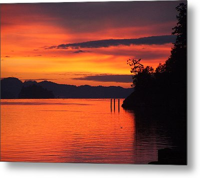 Metal Print featuring the photograph Dawning by Mark Alan Perry