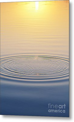Dawning Of A New Day Metal Print by Tim Gainey