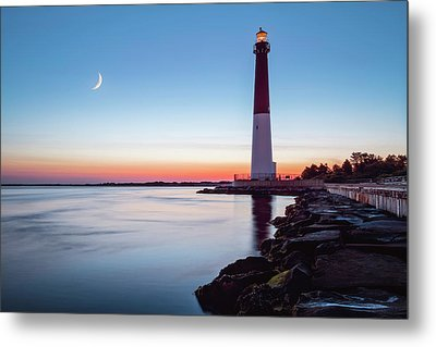 Metal Print featuring the photograph Daybreak At Barnegat by Eduard Moldoveanu