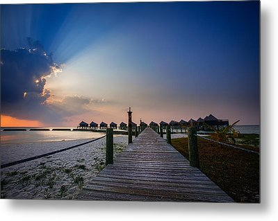 Daybreak Metal Print by Ian Good