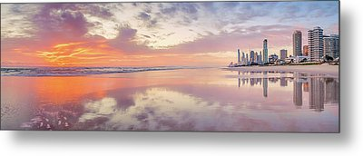 Daybreak In Paradise Metal Print by Az Jackson