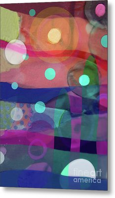 Dayglo Dream Metal Print by Cathy Jacobs