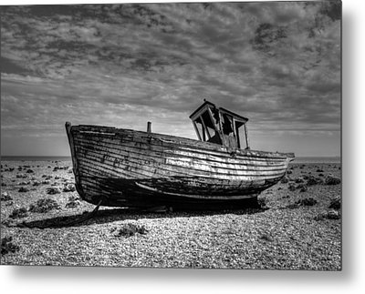 Days Gone By Metal Print by Chris Thaxter