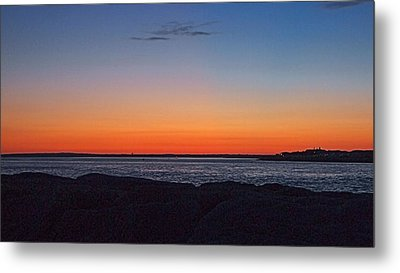 Metal Print featuring the photograph Days Pre Dawn by  Newwwman