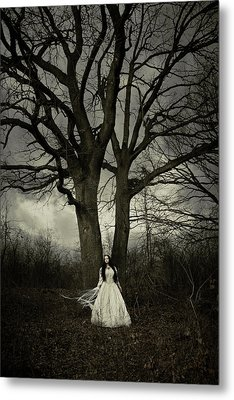 Dead Tree Metal Print by Cambion Art