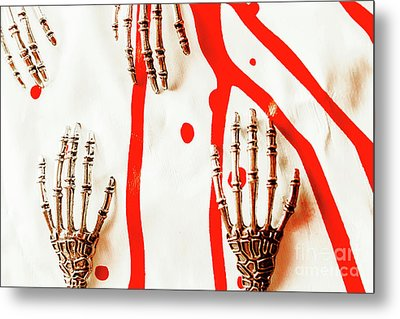 Deadly Design Metal Print by Jorgo Photography - Wall Art Gallery