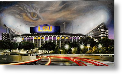 Death Valley Game Time Metal Print by Mike Roberts