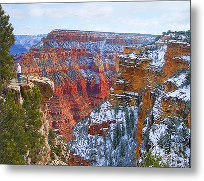 Metal Print featuring the photograph Deep And Wide by Roberta Byram