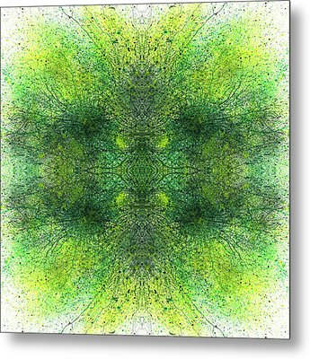 Deep Intuitive Understanding Of The Akashic Records #1364 Metal Print