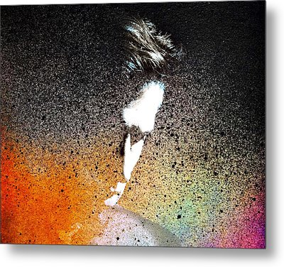 Deliberation  Metal Print by Mark Taylor