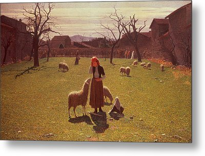 Deluded Hopes Metal Print