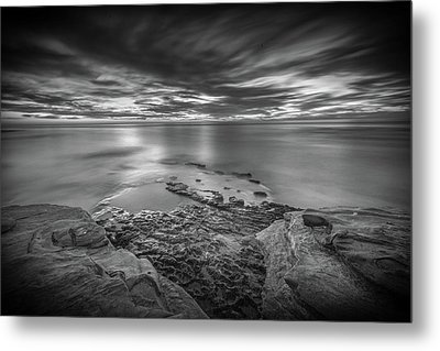Demon Sky Metal Print
