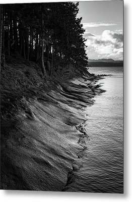 Descanso Bay Metal Print