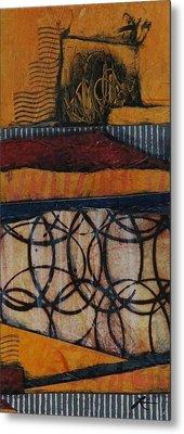 Desert Heat Metal Print by Laura Lein-Svencner