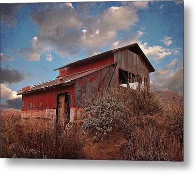 Desert Hideaway Metal Print by Glenn McCarthy Art and Photography