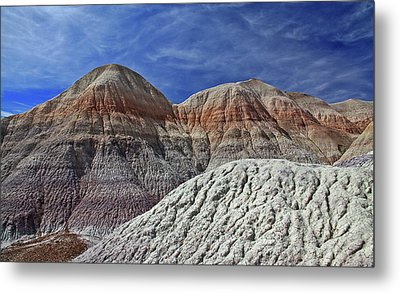 Metal Print featuring the photograph Desert Pastels by Gary Kaylor