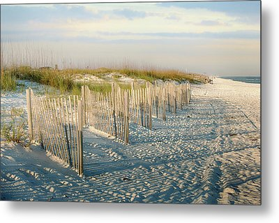 Destination Serenity Metal Print