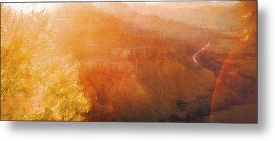 Destiny Of The Lonesome Dreamer Metal Print