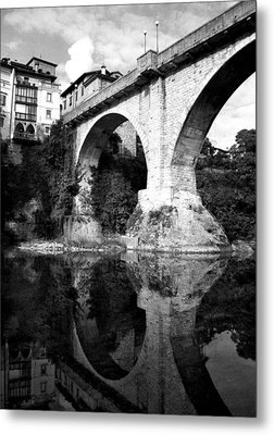 Devil's Bridge Metal Print by Donna Corless