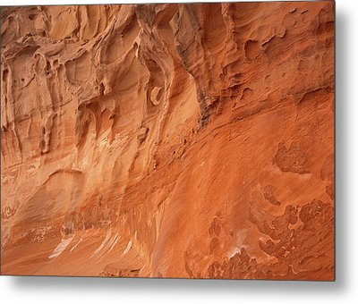 Devil's Canyon Wall Metal Print