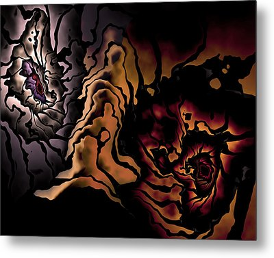 Different Points Of View Metal Print by Vic Eberly