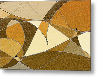 Diffusion Metal Print by Don Gradner