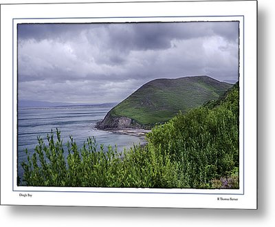 Metal Print featuring the photograph Dingle Bay by R Thomas Berner