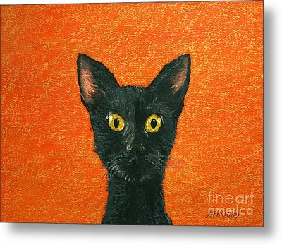 Dinner? Metal Print by Marna Edwards Flavell