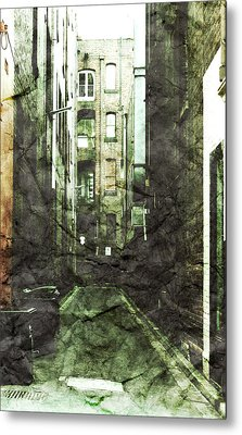 Discounted Memory Metal Print by Andrew Paranavitana