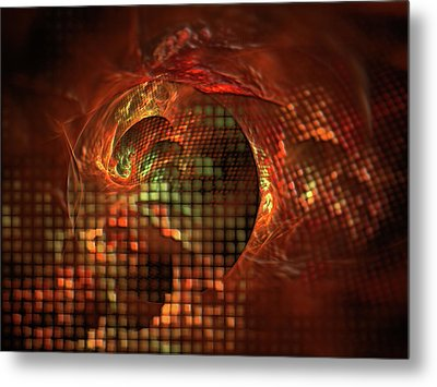 Disillusioned Metal Print by Jeremy Nicholas