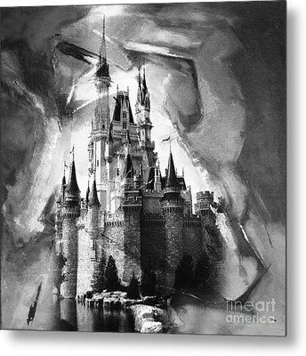 Disney World 031 Metal Print