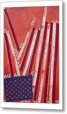 Dissecting Union V. Liberty Metal Print by Steve Hartman