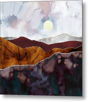 Distant Light Metal Print by Katherine Smit